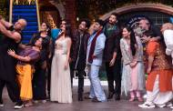 Prasthanam cast on The Kapil Sharma Show