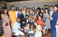 Bigg Boss 1 finalist and actress Smita Gondkar celebrates the success of Bigg Boss Marathi with contestants