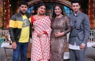 Priyanka Chopra and Farhan Akhtar on The Kapil Sharma Show
