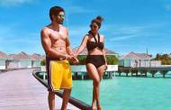 Gurmeet Choudhary and Debina Banerjee enjoys vacation in Maldives