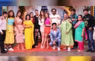 Housefull 4 cast on The Kapil Sharma Show