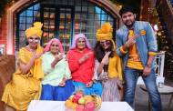 Cast of Sand Ki Aankh and Made in China on The Kapil Sharma Show