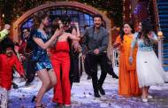 Pagalpanti team on The Kapil Sharma Show