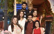 Pati Patni aur Woh cast on The Kapil Sharma show