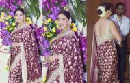 Celebs at Barjatya's wedding reception