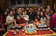 Double celebration for Rajan Shahi