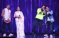 Shubh Mangal Zyada Savdhan actors on Indian Idol season 11 finale
