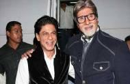 SRK and Big B