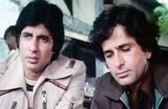 Amitabh Bachchan and Shashi Kapoor