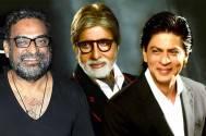 R Balki, Amitabh Bachchan and Shah Rukh Khan