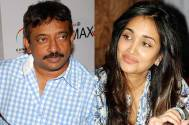 Ramgopal Varma and Jiah Khan