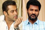 Salman Khan and Prabhu Deva