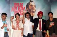 Bhaag Milkha Bhaag music and trailer launch