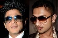 Shah Rukh Khan and Honey Singh