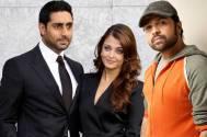 Aishwarya Rai Bachchan, Abhishek Bachchan and Himesh Reshammiya