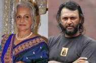 Waheeda Rehman and Rakeysh Omprakash Mehra
