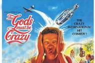 South African blockbuster The Gods Must Be Crazy