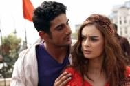 Prateik Babbar and Evelyn Sharma