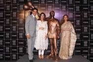 Akshay Kumar, Twinkle and Dimple Kapadia