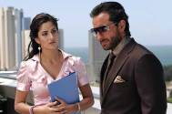 Katrina Kaif and Saif Ali Khan