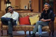 Prakash Jha and Ajay Devgn