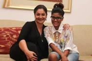 Pooja Bhatt with Unoosha aka Kiddy, the livewire singer from Maldives