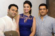 Maneesh Sharma, Jaideep Sahni and Parineeti Chopra
