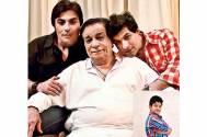 Kader Khan's family