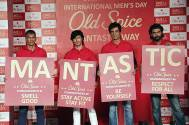 Milind Soman, Vidyut Jamwal, Sonu Sood and Rana Dagubati celebrate International Men