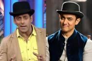 Salman dons Aamir Khan