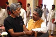 Prakash Jha with Vinay Apte