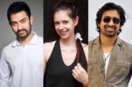 Aamir Khan, Kalki Koechlin and Rannvijay