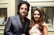 Fardeen Khan with wife Natasha