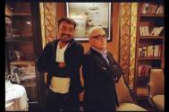 Anurag Kashyap elated to be in panel headed by Martin Scorsese