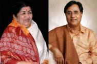 Lata Mageshkar and Jagjit Singh