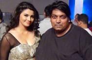 Daisy Shah and Ganesh Acharya