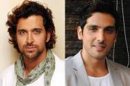 Hrithik Roshan and Zayed Khan