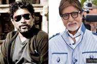 Shoojit Sircar and Amitabh Bachchan