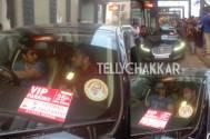 Spotted: Honey Singh on Mumbai-Pune Expressway grabbing a bite