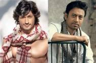 Vidyut Jamwal and Irrfan Khan