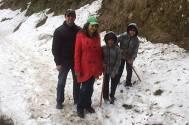 Just Chilling-The Nene family