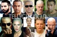 Actors who shaved off their hair for a role