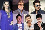 Shabana Azmi, Big B Amitabh Bachchan, Akshay Kumar, Farhan Akhtar, Ranbir Kapoor, Sidharth Malhotra