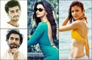Arjun Kapoor, Ranveer Singh, Anushka Sharma, Deepika Padukone