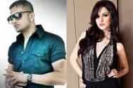 Yo Yo Honey Singh and Miss India Koyal Rana