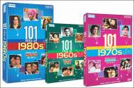 Shemaroo Entertainment releases 101 Hits of 1960's, 101 Hits of 1970's & 101 Hits of 1980's DVD
