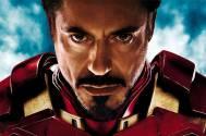 Robert Downey Jr aka Iron Man