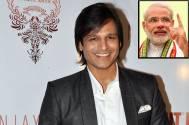 Vivek Oberoi does a Salman Khan; openly supports Narendra Modi