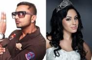Honey Singh and Deana Uppal