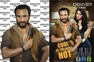 Saif Ali Khan, the new brand ambassador for Denver Deodorant
